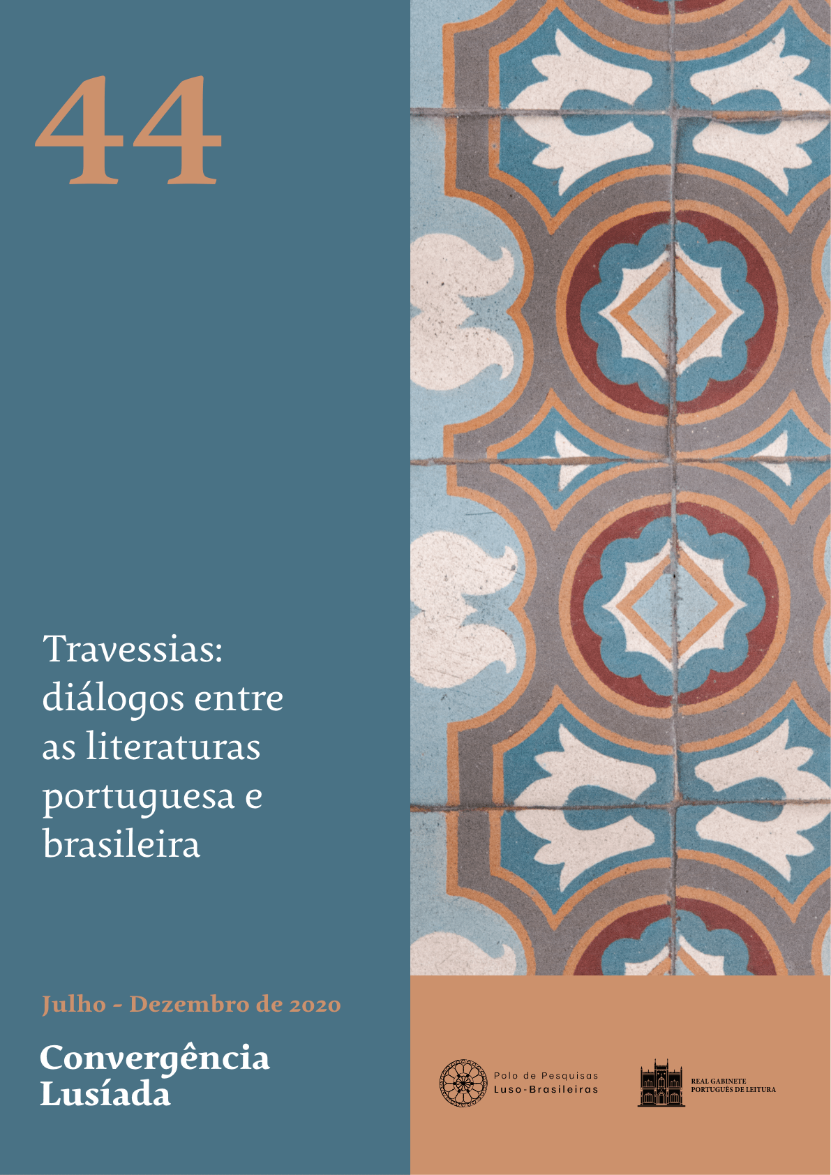 Capa da Convergência Lusíana 44